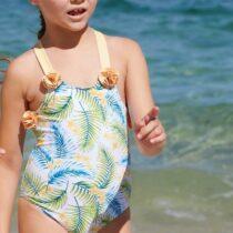 Costumaș de baie fetițe multicolor Miranda