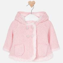 Cardigan gros tricot