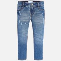 Pantaloni lungi combinati fetita Regular fit Mayoral