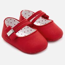 Balerini bebe fetita rosii Mayoral