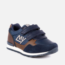 Pantofi logo baiat Mayoral