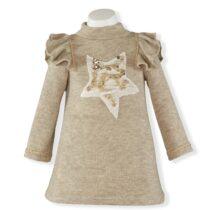 Rochita tricotata crem Miranda Textil