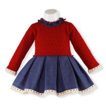 Rochita bluza tricotata Miranda Textil
