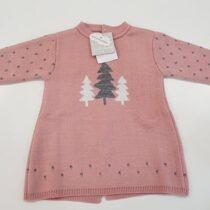 Rochita tricotata roz Guti-Baby