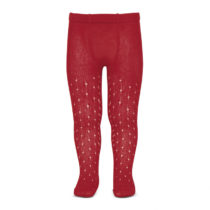 Ciorapi cu chilot rosu cu model Condor