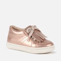 Pantofi franjuri bebe fetita Mayoral