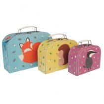 Set 3 valize pentru copii