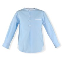 Camasa baiat albastru deschis Miranda Textil