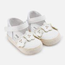 Sandale tip espadrile bebe Mayoral