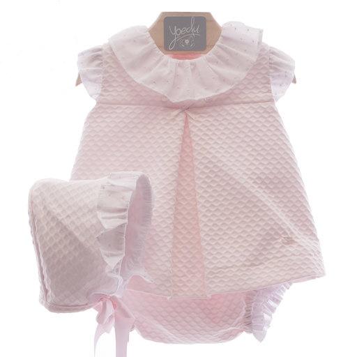 Compleu fetita roz cu chilotel YD