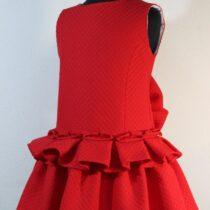 Rochie roșie Basmarti