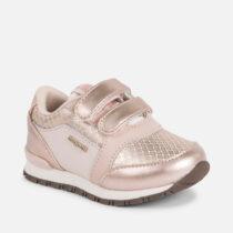 Pantofi sport metalizati fetita Mayoral