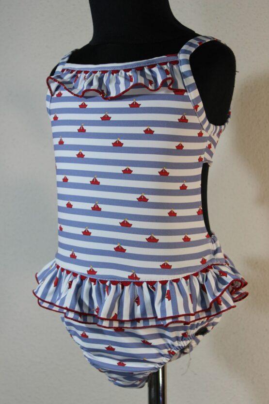 Costum de baie bărcuțe Basmarti