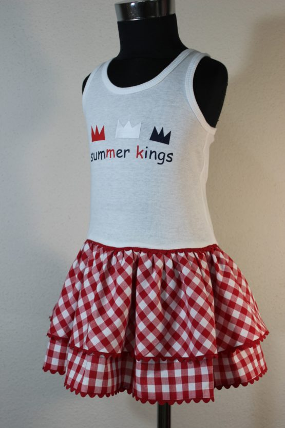 Rochie summer kings carouri Basmarti