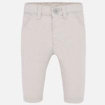 Pantaloni lungi bebe crem Mayoral