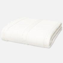 Pătură albă  Mayoral