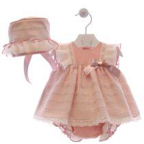 Compleu fetite roz Botticelli