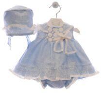 Compleu fetita albastru deschis Miro