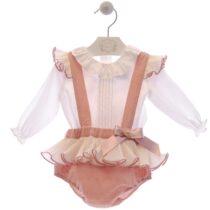 Costumas fetite roz-ivory Botticelli