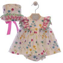 Costumaș fetițe multicolor – Rosas