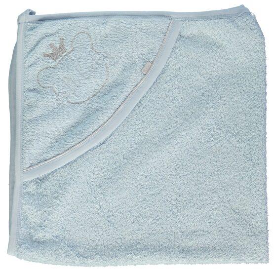 Prosop albastru Soft Baby