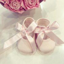 Balerini ceremonie roz Cuquito