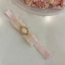 Bentiță princess roz
