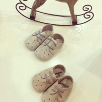 Papucei cu steluțe Cuquito