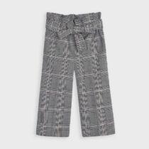 Pantaloni gri office fetiță Mayoral