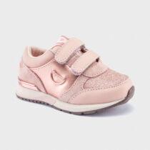 Pantofi sport roz glitter Mayoral