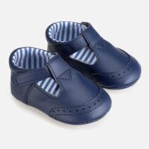 Pantofi bleomarin detalii bebe băiat Mayoral
