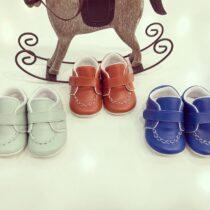 Pantofiori clasici bebe