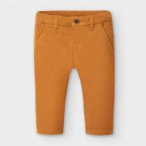 Pantaloni chino portocalii, Mayoral