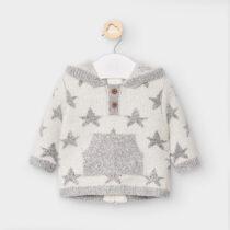 Hanorac tricot ciucure baiat Mayoral