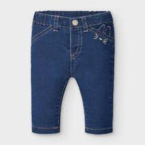 Pantaloni denim fetiță Mayoral