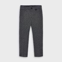 Pantaloni lungi mix gri bleomarin eleganți tailoring băieți Mayoral