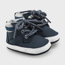 Pantofi indigo sport nou-născut băiat Mayoral