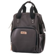 Rucsac și gentuță de înfășat Chipolino brown leather