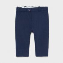 Pantaloni lungi bleumarin punto roma, Mayoral