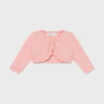 Cardigan tricot basic Ecofriends candy Mayoral