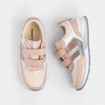 Pantofi sport roz lucioși, Mayoral