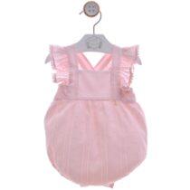 Salopetă roz fetițe Canicas