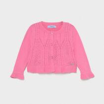Cardigan roz tricot Ecofriends Mayoral
