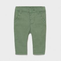 Pantaloni lungi verzi bambu, Mayoral