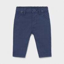 Pantaloni lungi albaștri cu bretele, Mayoral