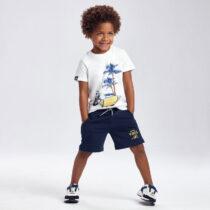 Set 2 tricouri și bermude băiat, Mayoral