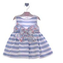 Rochiță albastră în dungi Palmera
