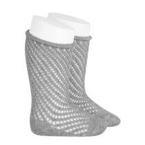 Șosete înalte din tricot aluminio Condor