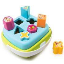 Jucărie cu sortator Smoby Cotoons albastru
