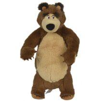 Jucărie de pluș Simba Masha and the Bear, Bear în picioare 25 cm
